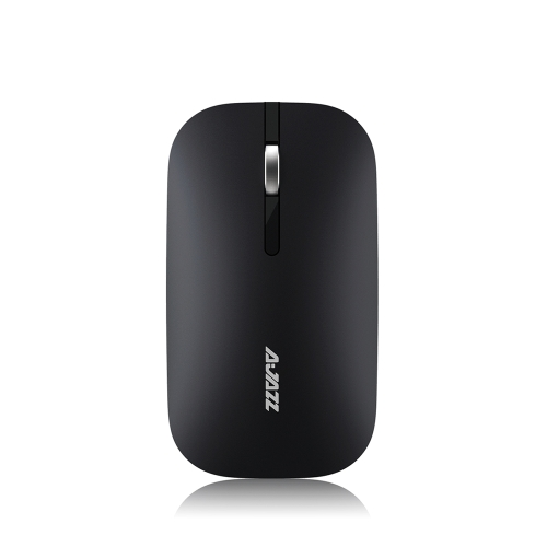 Ajazz I25T BT / 2.4G Dual Mode PC portatile Gaming Mouse senza fili per Windows Mac OS Silent Mute Risparmio energetico Home Office