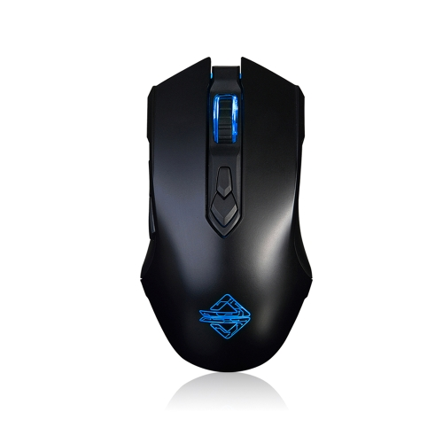 Ajazz AJ52 7 podświetlanych trybów RGB Przewodowa profesjonalna mysz do gier E-sport z regulacją DPI 750/1000/1250/1500/1750/2000/2500