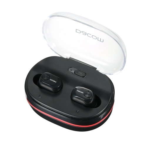 Dacom K6H TWS Bluetooth 4.2 Wireless Earbuds Mini In-Ear Earphone Stereo