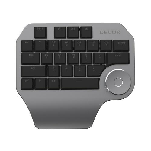 Tastiera di design Delux T11 con Smart Dial