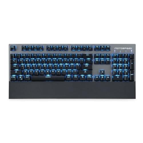 Motospeed GK89 2.4GHz Wireless / USB Wired Mechanical Keyboard