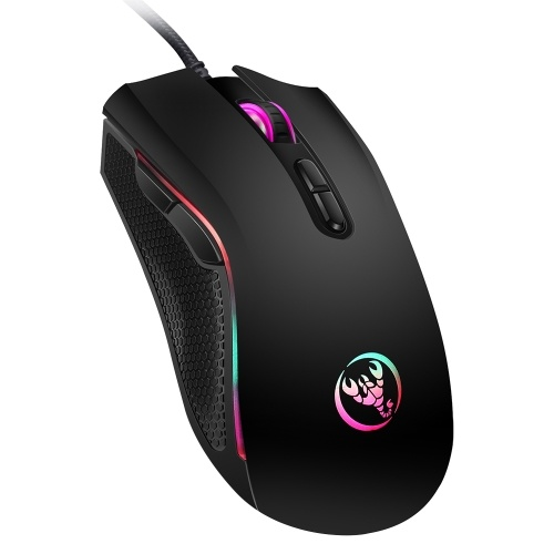 Проводная игровая мышь HXSJ A869