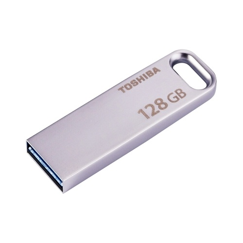 Disco Toshiba U disco 128 GB USB3.0 U363 Silver (Metal Flash Drive USB) Memoria disco esterno