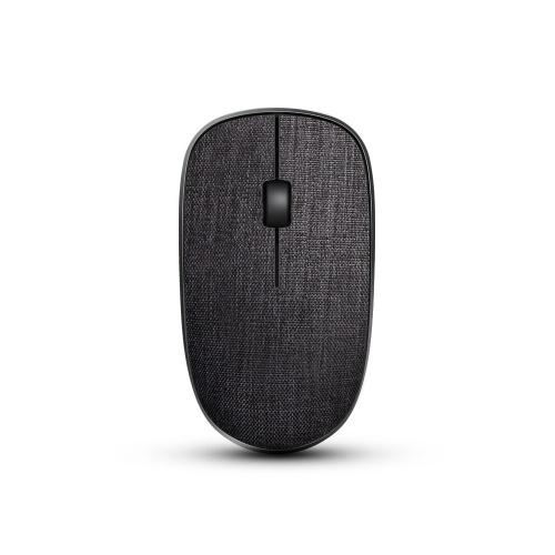 Rapoo 3500Pro Тканевый Чехол 1000DPI Беспроводная Оптическая Мышь Эргономичная Портативная Мышь для ПК Компьютерные Ноутбуки Черный