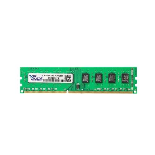 Vaseky 4G Memory DDR3 1333 4G Память для настольных ПК Высокая скорость чтения / записи Бесшумная память для настольных ПК DDR3 1333 МГц Для AMD