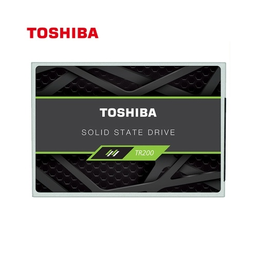 Toshiba TR200 Series SSD 2.5inch SATA Port Solid State Drive Disk 240GB