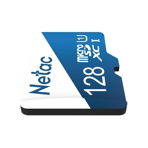 Netac P500 Overseas Version Class 10 Micro SDXC TF Card Flash Memory Card Data Storage 80MB/s  128GB