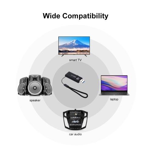 KKmoon 64GB USB3.0 U Disk Slide Design High Speed U Disk for Laptop-Car-Desktop with a Free Strap
