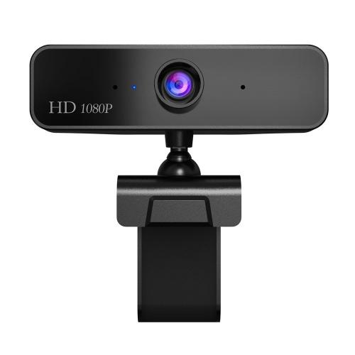 HXSJ S2 HD 1080P Webcam Built-in Microphone High-end Video Call Web Camera