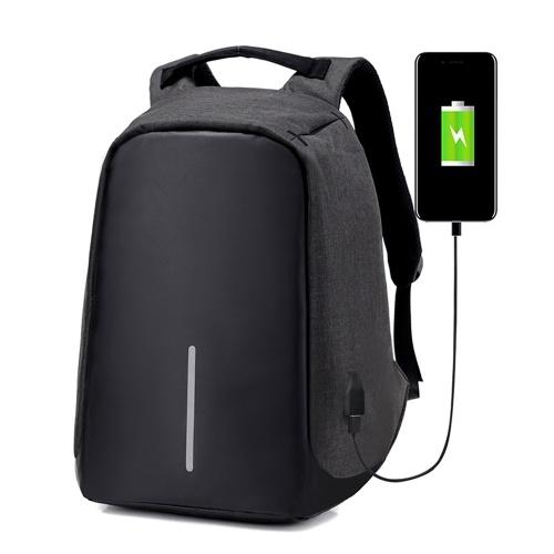 """Zaino per laptop da viaggio multifunzione antifurto da 14 """""""