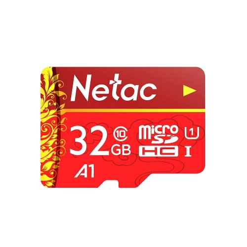 Netac TF (MicroSD) 32 GB Speicherkarte U1 C10 Traffic Recorder Überwachungskamera Handy-Speicherkarte