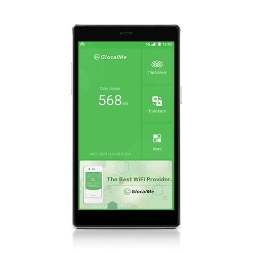 GlocalMe G4 Pro LTE Mobiler Hotspot 5
