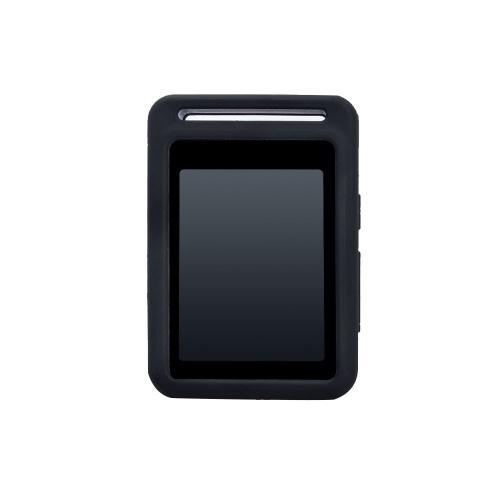 Защитный чехол с защитой от царапин и силиконовый чехол для MP3-плеера Searick Black