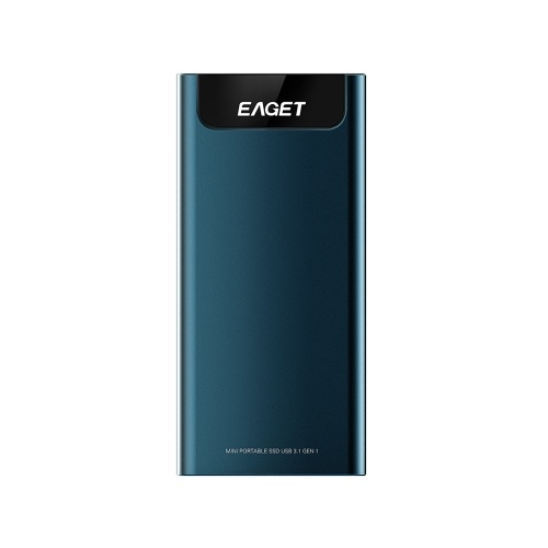 EAGET M2 Type-C USB3.1 Portable Solid State Drive High Speed SSD for Mobile Phone Laptop PC