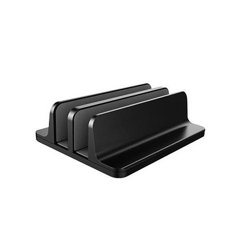 Supporto per laptop verticale in lega di alluminio
