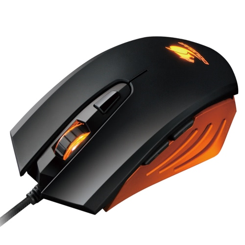 Cougar 200M 2000DPI/CPI Professional Esport Gaming 6D Buttons Mouse/Mice LED Light USB Wired
