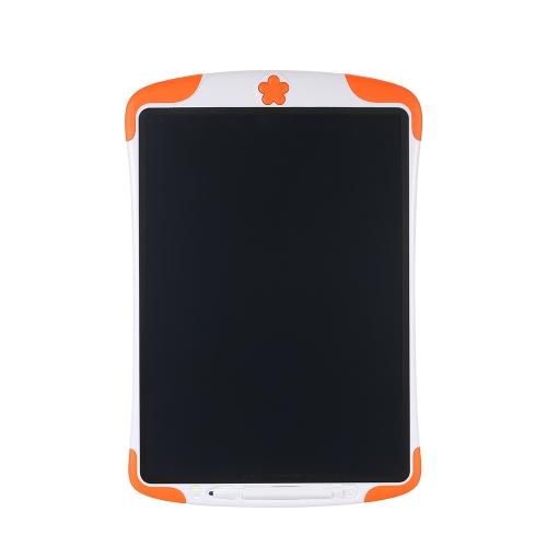 """Przenośny tablet z ekranem dotykowym 12 """"Pismo ręczne Rysunek Pad do pisania Paiting Notatnik cyfrowy bez papieru z wbudowanym przyciskiem Wbudowany przycisk Wsparcie baterii Ekran Czyszczenie i blokowanie Funkcja"""