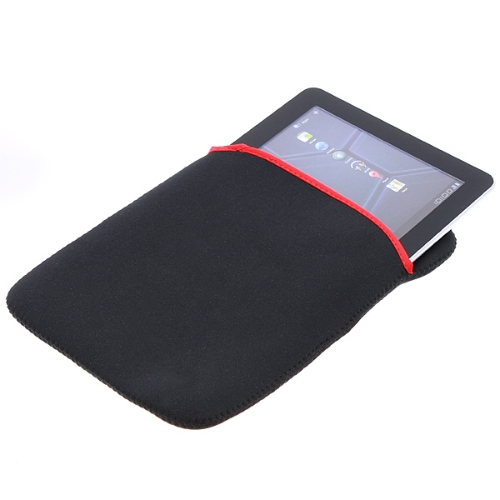 Black Portable Soft Protect Cloth Cover Case Bag Pouch for 10