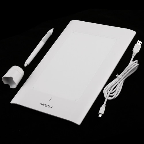 Graphics Drawing Tablet White