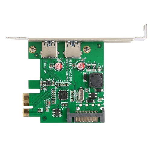 SuperSpeed USB 3.0 PCI-E PCI Express