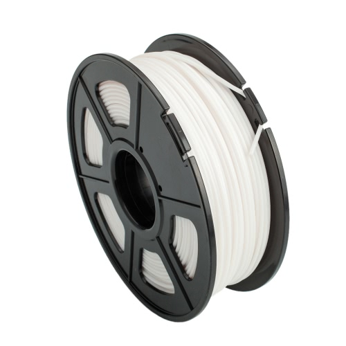 3D Printer Filament 1kg 2.2lb 3mm ABS Plastic for MakerBot RepRap Mendel