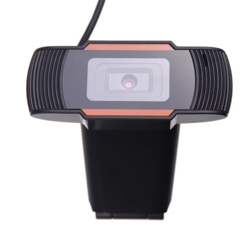 Câmera de 12 Megapixels clip-on Webcam câmera HD USB 2.0 com microfone para computador PC Laptop
