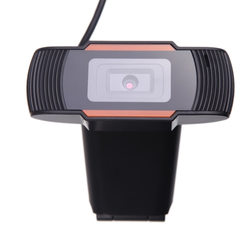 USB2.0 Clip-on Webcam Kamera HD 12 megapikseli aparat z Mic dla Komputery PC Laptopy