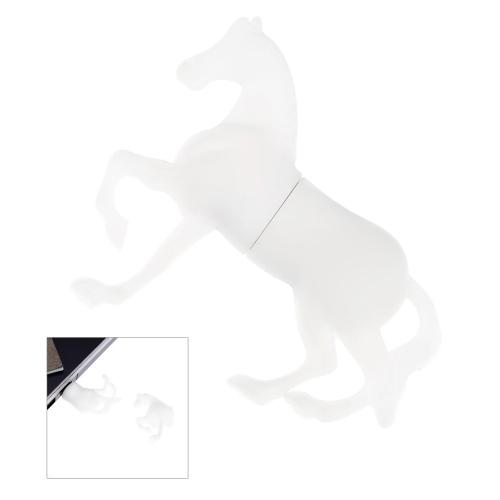 Cartoon Horse Shaped Animal USB 2.0 Personality Memory External Storage Stick Flash Drive U Disk