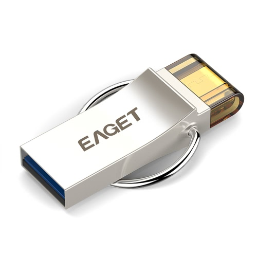 EAGET V90 USB Flash Drive USB 2.0 da tavolo da 32GB