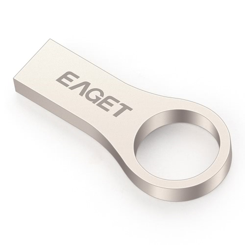 EAGET U66 USB3.0 High Speed 32GB Metal Flash Pen Drives Memory Fashion Mini Lord of the Rings Waterproof