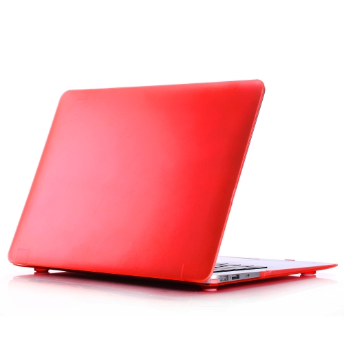 Hard Matte Frosted Case Cover Snap-on Shell Protective Skin Ultra Slim Light Weight for Apple Macbook Air 11-inch 11
