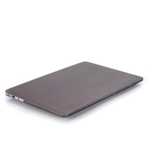 Capa dura de caso fosco fosco Snap-on Shell pele protetora Ultra magro peso leve para Apple MacBook Air 13 polegadas 13,3