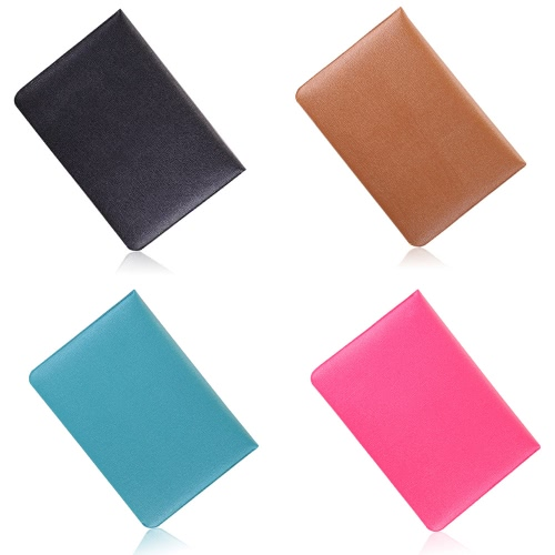 Notebook Laptop PU Leather Flap Sleeve Case Bag Pouch Cover Skin Velcro Envelope Style for 13
