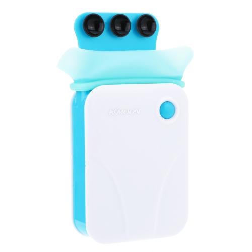 KKMOON Perfume 5V Notebook Laptop USB Convulsions Slient Radiator Cooler Portable Sunction Type