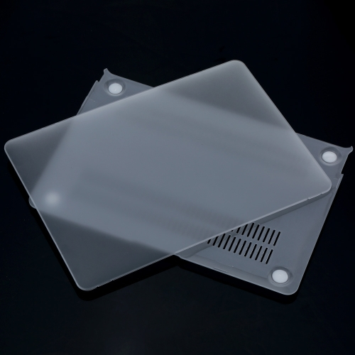 Ultra Thin Light Weight Frost Clear Matte Protective Shield Hard Case Shell Cover for Apple MacBook 12