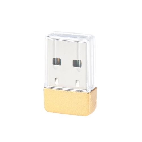 150Mbps 150m USB sem fio WLAN rede cartão adaptador IEEE 802.11b/g/n built-in antena WiFi