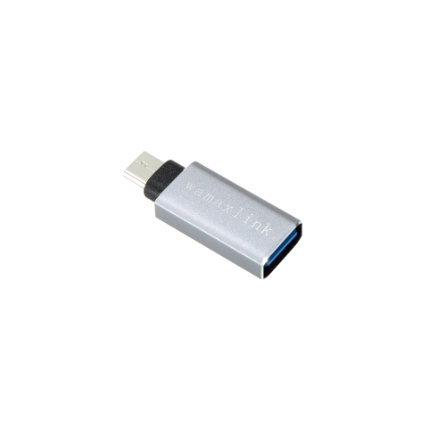 wamaxlink USB 3.1 Type C to USB A Female Adapter Converter OTG Function for Macbook 12