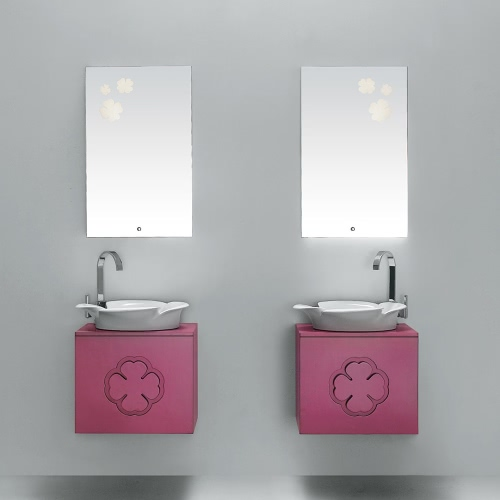 Meuble de salle de bain haut de gamme design Maïa