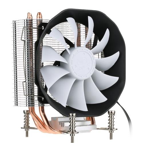 SOPLAY CPU Cooler 3 Heatpipes 4pin 12 cm PWM Computador PC Ventilador para AMD CPU Ventilador Do Radiador De Refrigeração