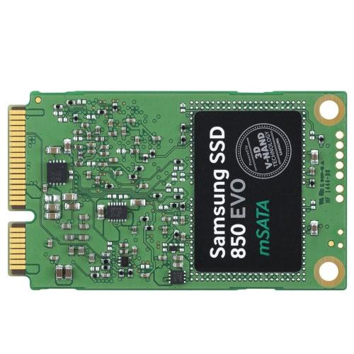Samsung 850 EVO mSATA 120GB SATA 6Gbp/s Internal SSD Solid State Drive High Speed MZ-M5E120BW
