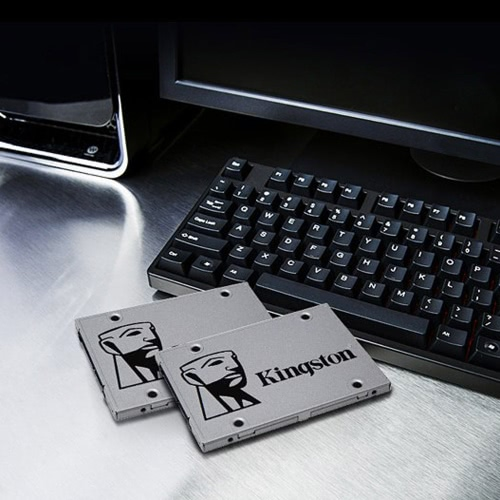 """Kingston Digital SSDNow UV400 240GB 2.5"""" SATA III 3.0 SSD Internal Solid State Drive"""