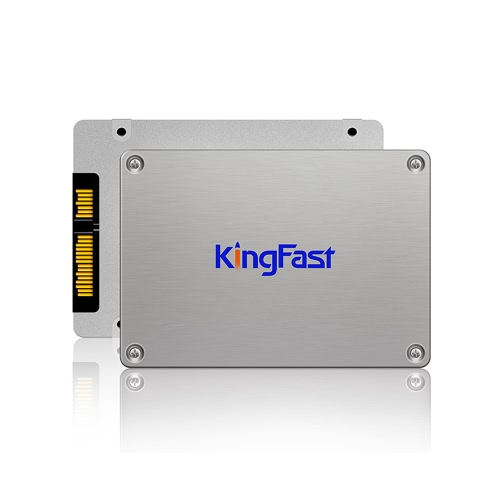 Kingfast F9 256G SATA 3 SSD interno Solid State Drive MLC for Desktop Notebook Laptop Ultrabook