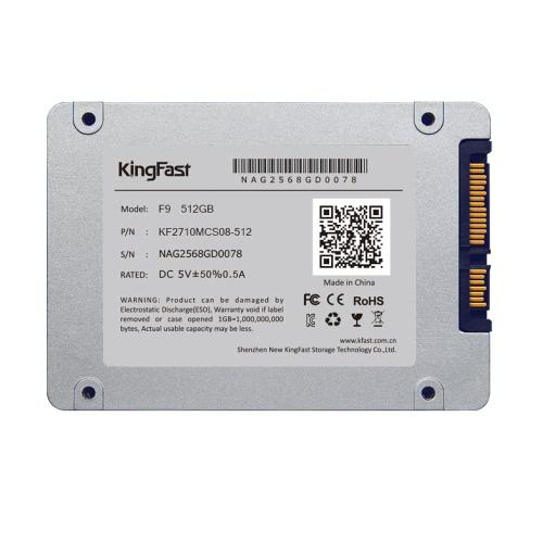 kingfast f9 512g sata 3 ssd internal solid state drive 500g