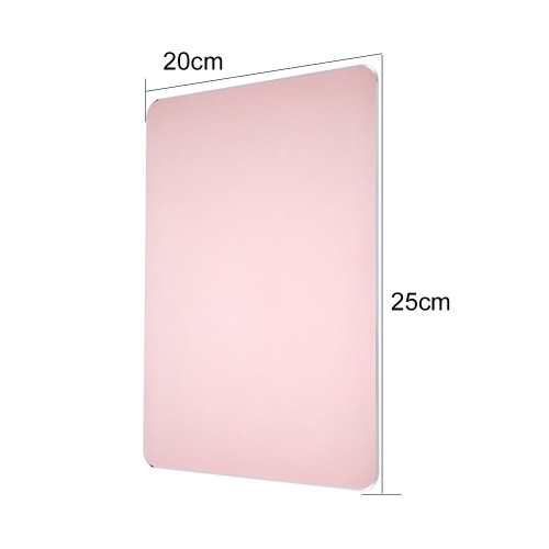 Dual-Seiten verfügbar Aluminium-Legierung Oberfläche Micro Sandstrahlen Gaming Mouse Pad