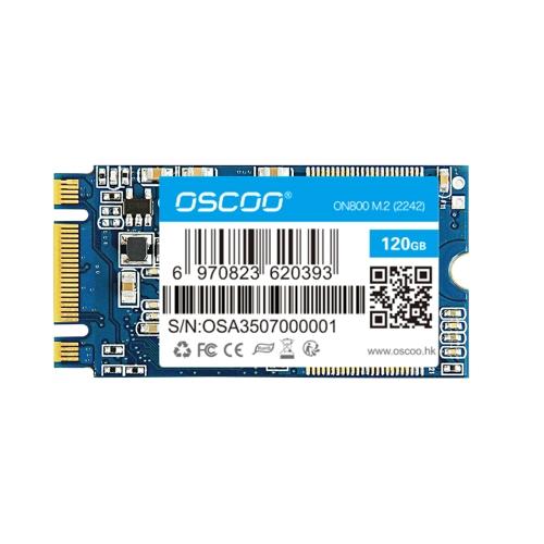 OSCOO NGFF Disco rígido interno rígido SSD SSD para computadores portáteis