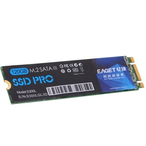 Eaget S300L M.2 2280 Halbleiterlaufwerk SSD