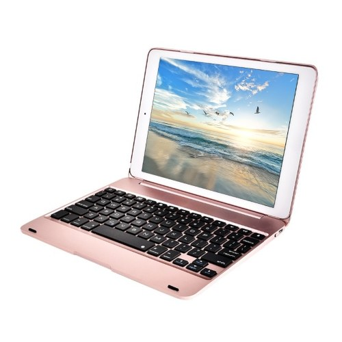 F19 Wireless Keyboard Folio Folding Case Cover