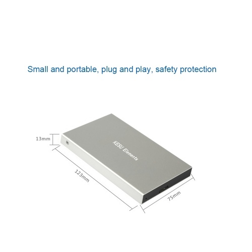Portable External Hard Drive USB 3.0 120G.160G.250G.320G.500G HDD External HD Hard Disk for PC Black&250G
