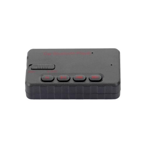 Car BT Player 8G USB Player DSP Sound Loseless Music Playing Phone Call Answer Navigation (Black)