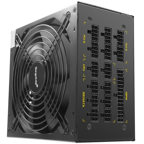 Segotep 1250W GP1350G Full Modular ATX PC Computer Mining Power Supply
